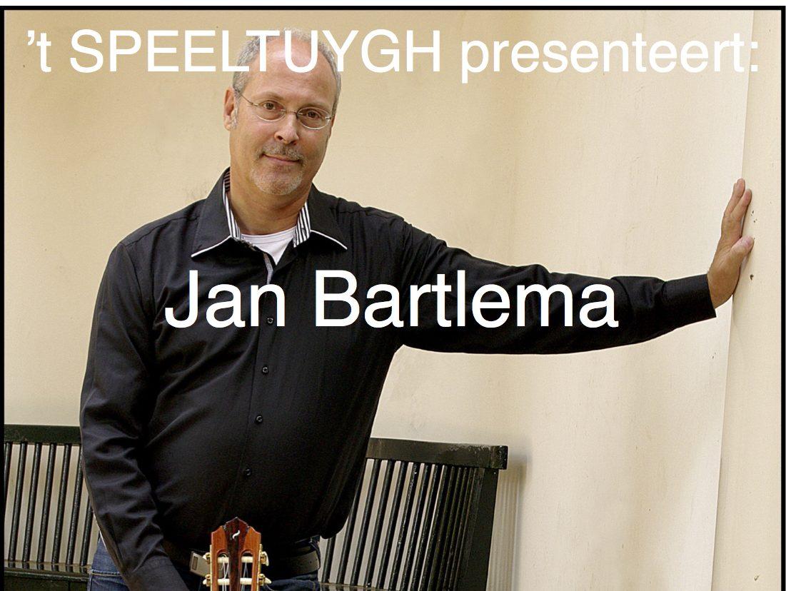 't Speeltuygh presenteert: Jan Bartlema